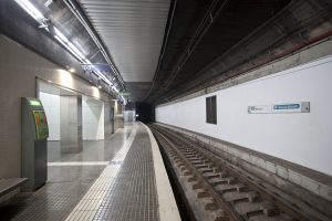 Estació FGC Manresa Viladordis