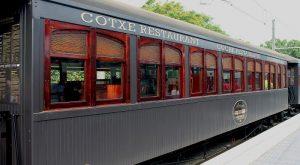 Montserrat Classic Express cotxe restaurant