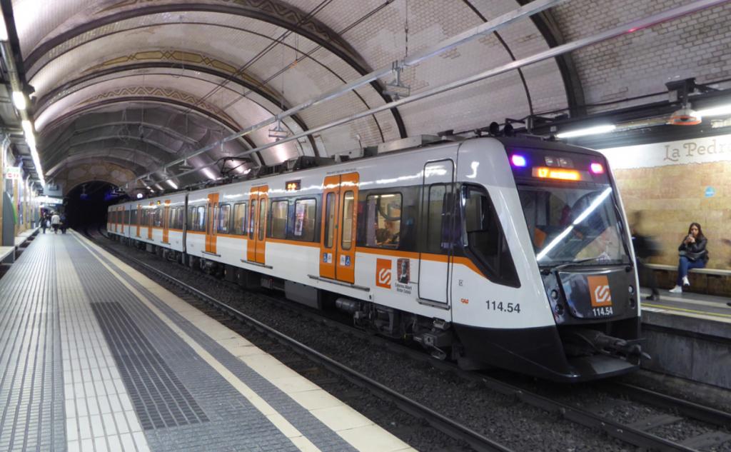 Estació FGC Provença