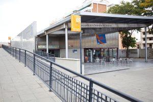 Estació FGC St Andreu Barca