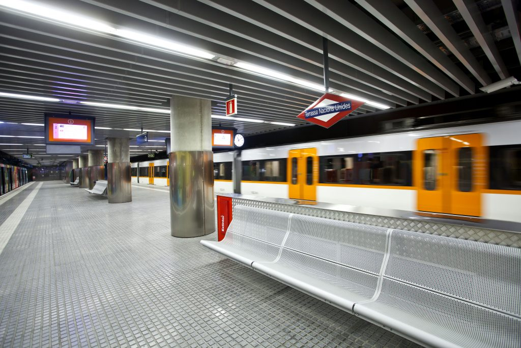 Estació FGC terrassa