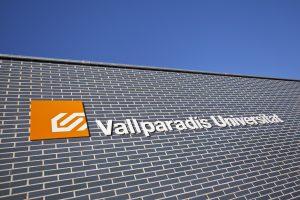Estació FGC Vallparadis Universitat