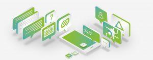 App y funcionalidades