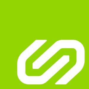 Logo FGC verd sense lletres
