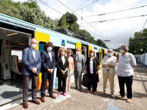 Reunió tren FGC