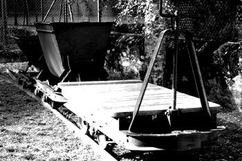 Fotografia antiga Ferrocarrils Industrials Miners