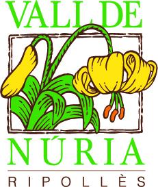 Vall de Núria Ripollès logo