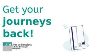 Get your journeys back