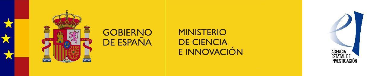 Ministerio de ciencia e innovación logo