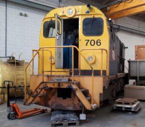 locomotora antiga