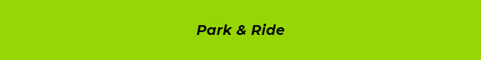 Park and ride logo