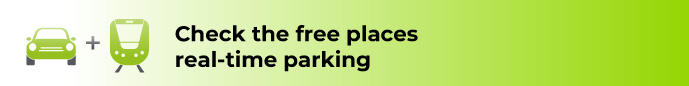 Park and ride banner