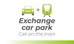 Exchange car park
