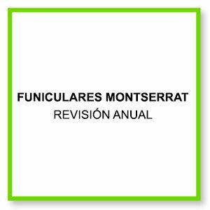 Revision anual funiculares montserrat