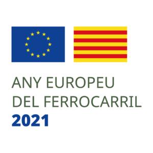banner any europeu del ferrocarril