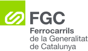 Logo FGC fons transparent